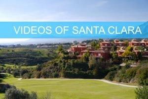 video of houses santa clara golf