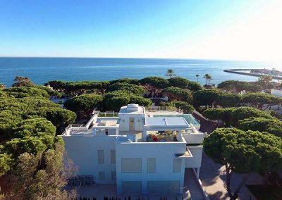 Contemporary Luxury villa for sale in Cabopino
