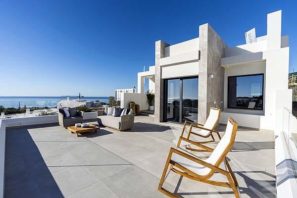 New build properties for sale in Cabopino