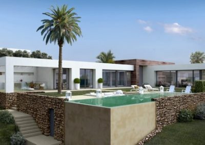 New Villa for sale in Los monteros