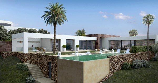 New Villa for sale in Los monteros