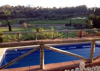 detached villa for sale in Santa Clara golf