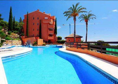 Sea View Apartment for sale in La Mairena
