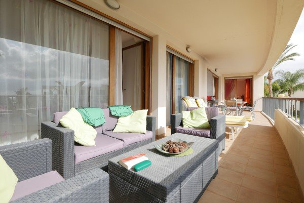 ground floor apartment for sale in Los Monteros