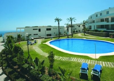 Penthouse apartment for sale in Los Monteros