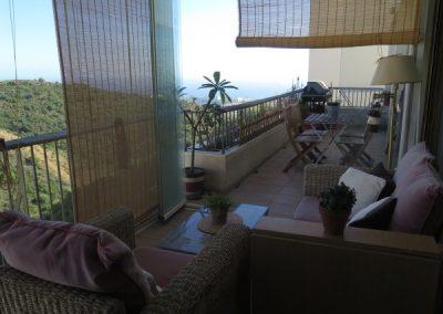 Apartment in Altos de Los Monteros for sale