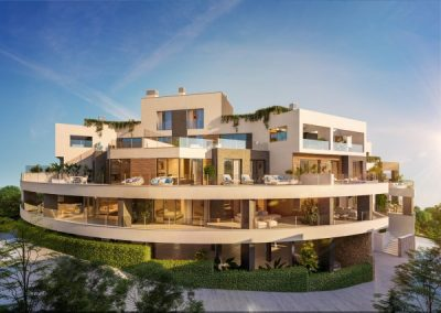 off-plan apartments for sale in Los Monteros