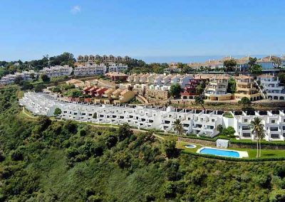 New townhouses for sale in La Mairena