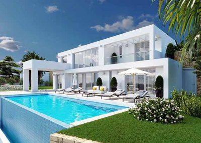 Villa for sale in La Mairena Marbella