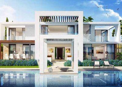 New villas for sale in Santa Clara Golf