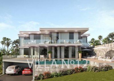 Renovation villa for sale in cabopino