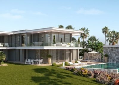 High-Tech Eco New Villas for sale in cabopino