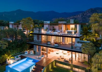 villas for sale in Benahavis