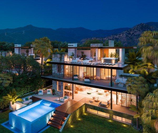 villas for sale in Benahavis