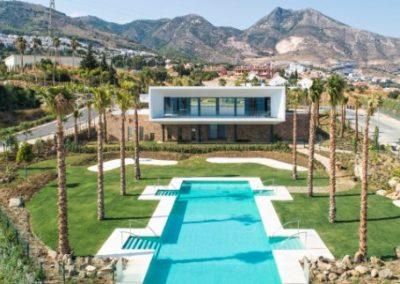 Brand new villas for sale in Benalmadena