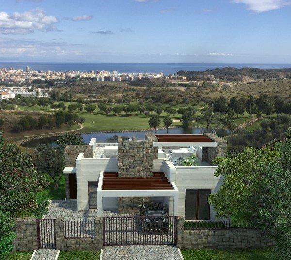 Golf villas for sale in La Cala de Mijas