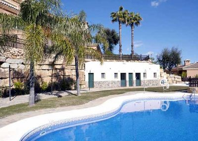 Ground floor apartment in La Mairena