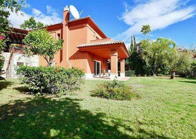 Semi-detached house for sale in Santa Clara Golf