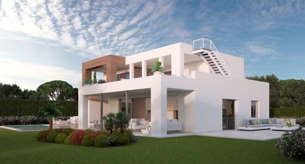 luxury villa for sale in Elviria