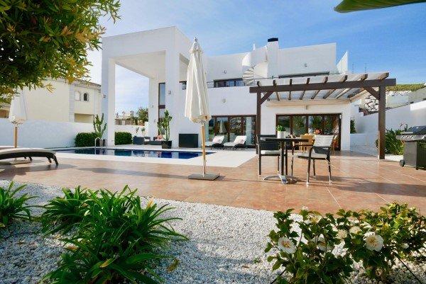 villa for sale in Miraflores