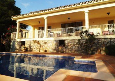 Golf villa for sale in Cabopino