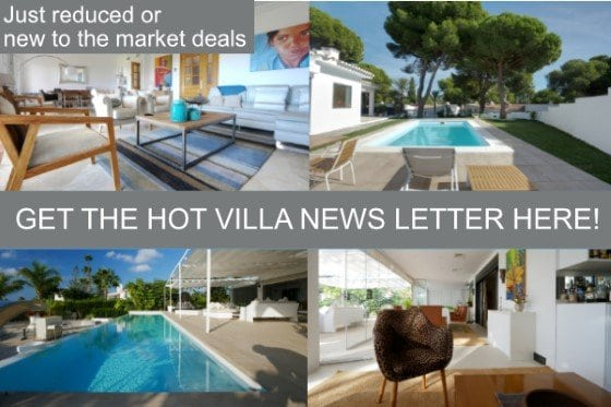 hot villa list here