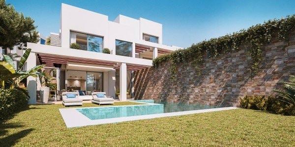 New Build villas for sale in Cabopino