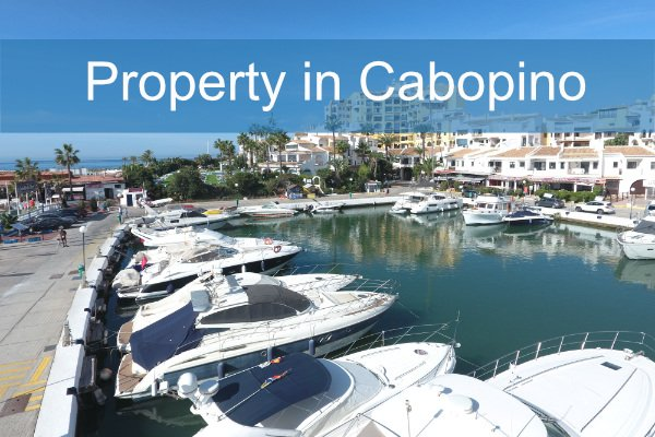 property in cabopino forsale