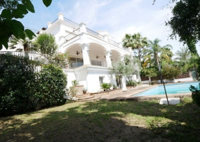 Bank Repossession Villa for sale in Marbella