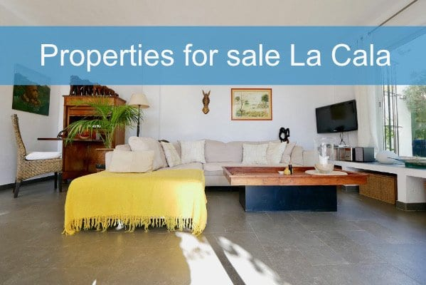 properties in la cala