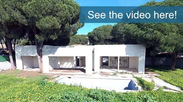 villa to refurbish marbella