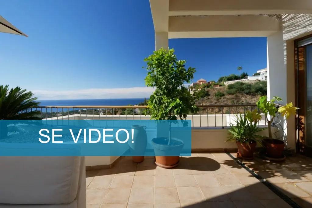 penthouse i marbella til salgs
